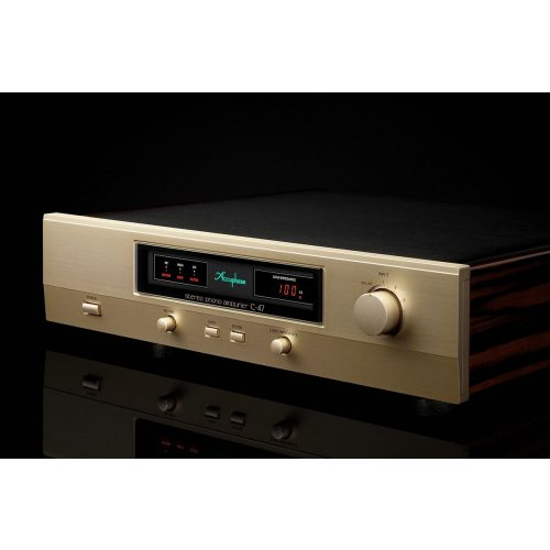 Accuphase C-47 Referencia MM/MC phono előerősítő