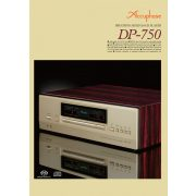 Accuphase DP-750 Referencia CD