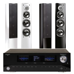 Advance Acoustic Playstream A7 + Quadral Ascent 80 szett