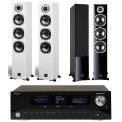 Advance Acoustic Playstream A7 + Quadral Signum 70