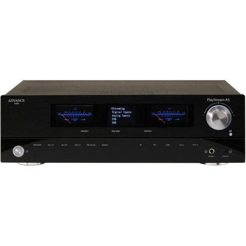 Advance Acoustic Playstream A5 hálózati lejátszó + erősítő