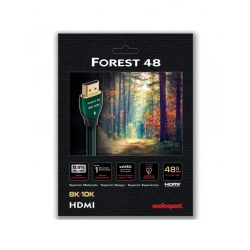 AudioQuest Forest 48 2.1 8K HDMI-HDMI kábel