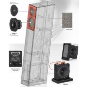 Audio Physic AVANTI 35 audiophile álló hangsugárzó