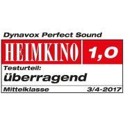 Dynavox Perfect Sound szerelt hangsugárzó kábel 2x5m