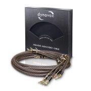 Dynavox Black Line szerelt hangfal kábel 2x3m