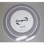 Dynavox fordulatszám