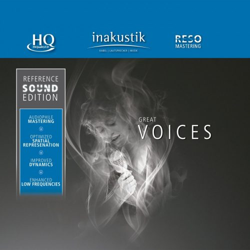 Inakustik Reference Sound Edition Great Voices