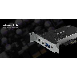 Matrix Audio Element H USB 3.0 PCIe PC interface