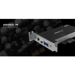 Matrix Audio Element H USB 3.0 PCIe PC interface