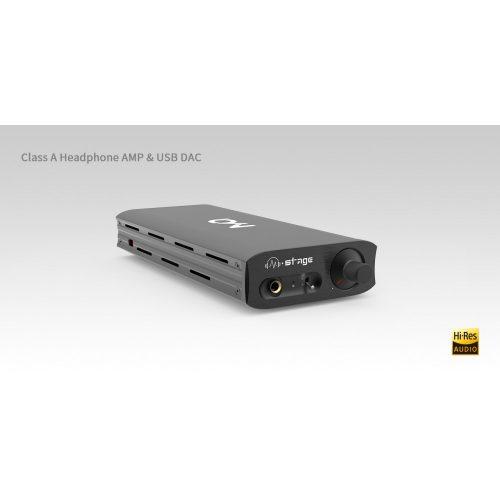 Matrix Audio HPA-2 Classic Audiophile fejhallgató erősítő DAC-al