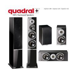 Quadral Argentum 590 5