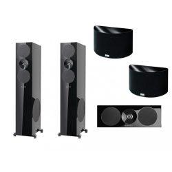 Quadral Platinum+ Five audiophile 5.0 hangfal szett