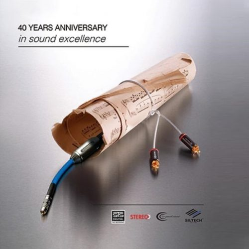 STS 40 Years Anniversary - In Sound excellence Audiophile CD lemez