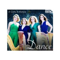 STS Dance 4 Girls 4 Harps Audiophile CD válogatás