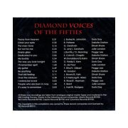 STS Diamond Voices of Fifties - Audiophile CD