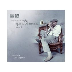 STS Digital Celebrating The Art & Spirit of Music Vol 3. The Duch Jazz Legend Audiophile CD válogatás