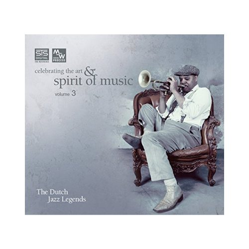 STS Digital Celebrating The Art & Spirit of Music Vol 3. The Duch Jazz Legend Audiophile CD válogatás