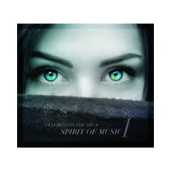 STS Digital Celebrating The Art & Spirit of Music Vol 1. Audiophile CD válogatás