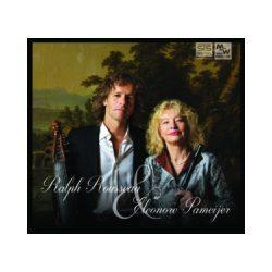 STS ELEONORE PAMEIJER & RALPH ROUSSEAU Audiophile CD album