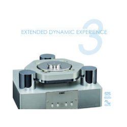 STS Extended Dynamic Experience VOL 3 - Audiophile CD válogatás