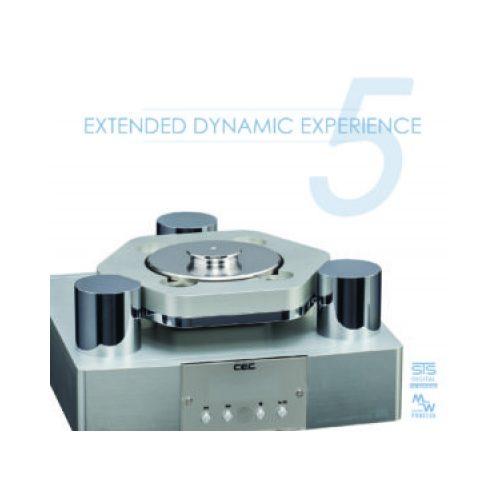STS Extended Dynamic Experience VOL 5 - Audiophile CD válogatás