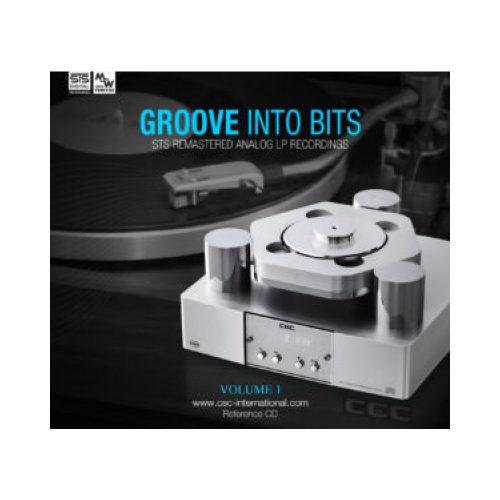 STS Groove into Bitts Volume 1 - Audiophile CD válogatás
