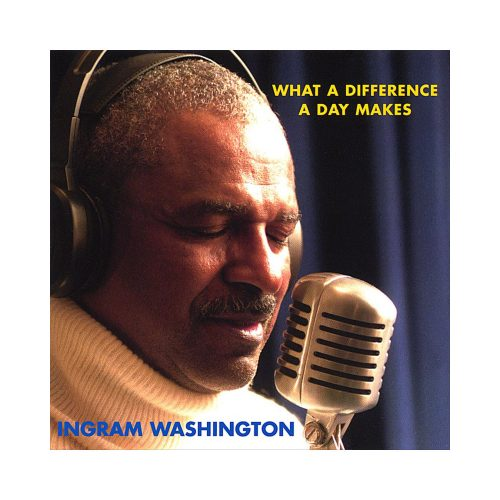 STS Ingram Washington Audiophile LP hanglemez