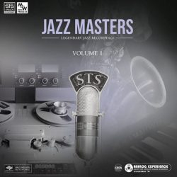STS Jazz Masters VOL 1 Audiophile CD