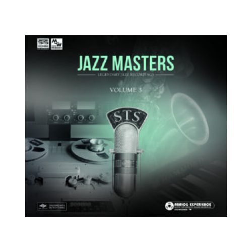 STS Jazz Masters VOL 3 Audiophile CD