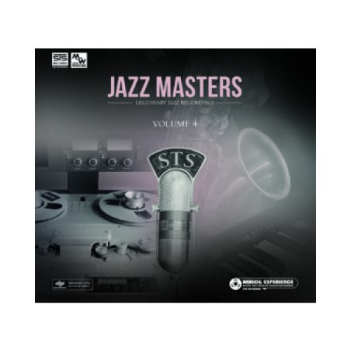 STS Jazz Masters VOL 4 Audiophile CD