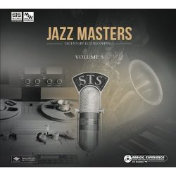 STS Jazz Masters VOL 5 Audiophile CD