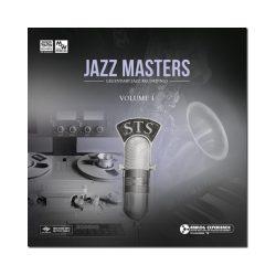STS Jazz Masters Vol 1. audiophile LP hanglemez