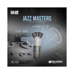 STS Jazz Masters vol. 6 Audiophile CD válogatás