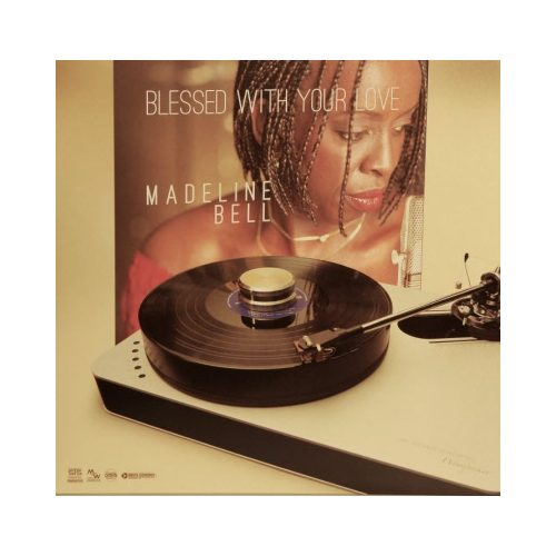 STS Madeline Bell - Blessed with your love Audiophile LP hanglemez