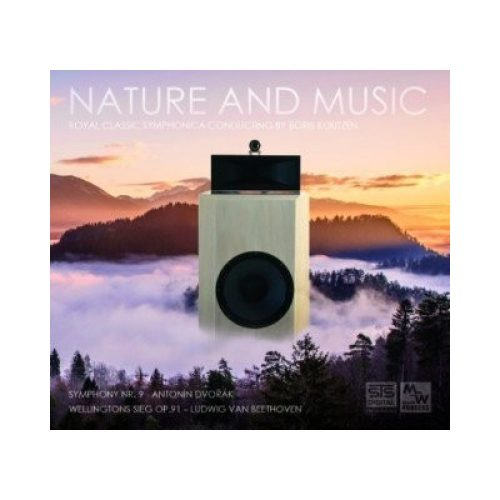 STS Nature and Music Audiophile CD