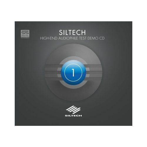 STS Siltech Volume 1 - Audiophile CD válogatás