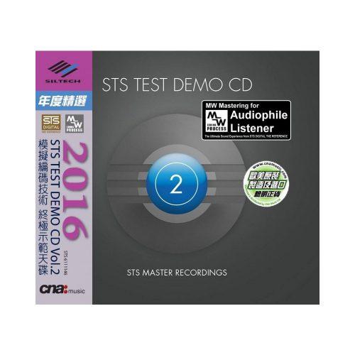 STS Siltech Volume 2 - Audiophile CD válogatás