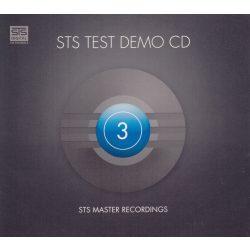 STS Siltech Volume 3 - Audiophile CD válogatás