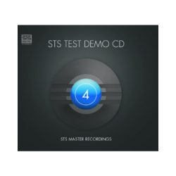STS Siltech Volume 4 - Audiophile CD válogatás