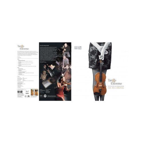 STS Tango Extremo Audiophile LP hanglemez