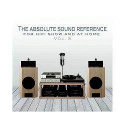 STS The Absolute Sound Reference Vol 2 - Audiophile CD