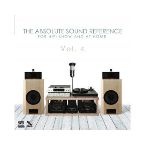 STS The Absolute Sound Reference Vol 4 - Audiophile CD válogatás