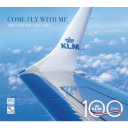 STS Amsterdam Jazz Trio - Come fly with me Audiophile CD lemez