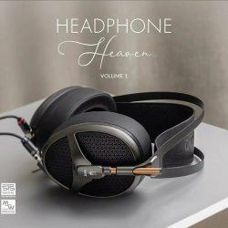 STS Headphone Heaven Audiophile fejhallgató CD teszt lemez