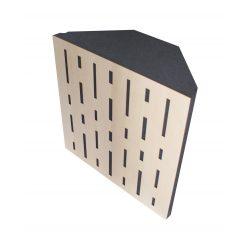 Sonitus Acoustics DECOTRAP Natur basszus csapda, sarok akusztikai panel - 2db/Karton
