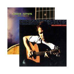 Stockfish Records - CHRIS JONES - NO LOOKING BACK
