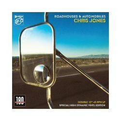 "Stockfisch Records - CHRIS JONES - Roadhouses & Automobiles 2LP 45 180g"""