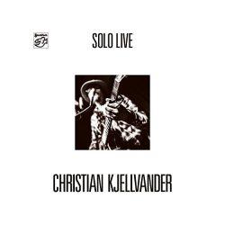 """Stockfisch Records - Christian Kjellvander - Solo Live"""" 180g"""""""