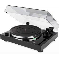 Thorens TD 202 analóg lemezjátszó - fekete