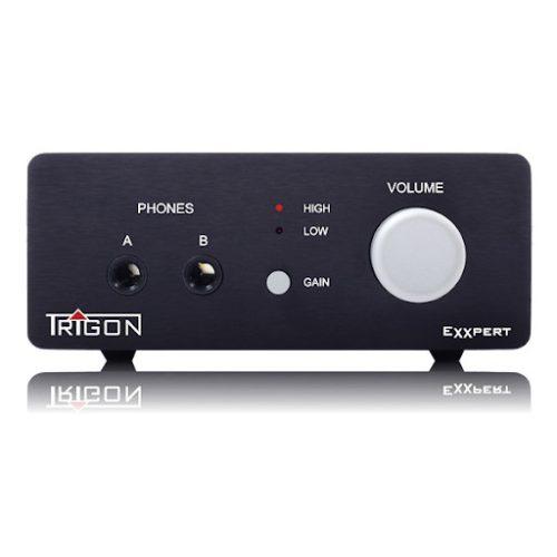 Trigon Audio EXXPERT audiophile fejhallgató erősítő